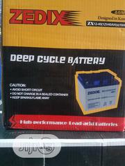 Zedix Battery 12v/40ah | Electrical Equipment for sale in Lagos State, Ojo