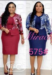 Beautiful Jacket Gown | Clothing for sale in Lagos State, Surulere