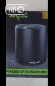 Bluetooth Speaker Zealot S5 Plus | Audio & Music Equipment for sale in Lagos State, Ikeja