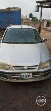 Mitsubishi Spacestar 2005 1.3 Family Silver | Cars for sale in Edo State, Egor