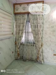 Turkish Curtains With Blind( Board Design) | Home Accessories for sale in Lagos State, Ojo