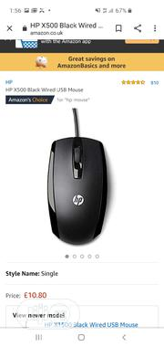 Hp Wired Mouse | Computer Accessories  for sale in Abuja (FCT) State, Guzape District