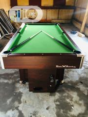 Snooker Board With Coin and Complete Accessories   Sports Equipment for sale in Lagos State, Lekki Phase 2