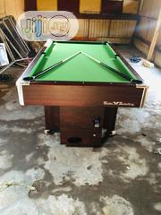 Snooker Board With Coin and Complete Accessories | Sports Equipment for sale in Lagos State, Ojo