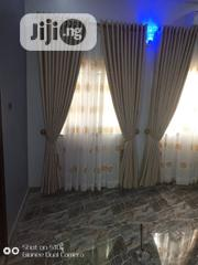Plain Design Eyelet Curtains | Home Accessories for sale in Lagos State, Lagos Island