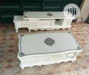 Quality Loyal Tv Stand With Center Table | Furniture for sale in Lagos State, Ojo