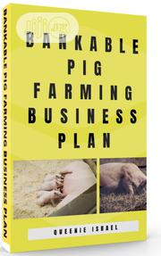 Pig Farming Business Plan | Books & Games for sale in Lagos State, Agboyi/Ketu