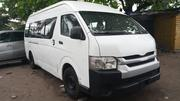 Toyota Hiace 2014 White | Buses & Microbuses for sale in Lagos State, Amuwo-Odofin