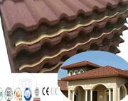 Coffee Milano Stone Coated Roofing Sheet/Tiles in Iagos   Building & Trades Services for sale in Lagos State, Victoria Island