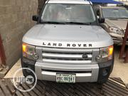 Land Rover LR3 2005 Silver   Cars for sale in Lagos State, Ojodu