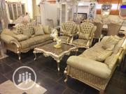High Quality Imported Italian Royal Fabric Sofa Chair | Furniture for sale in Lagos State, Lagos Island