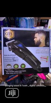 Gts Rechargeable Hair Clipper | Tools & Accessories for sale in Lagos State, Lagos Island