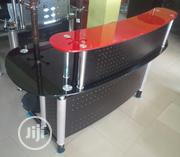 Glass Reception Table | Furniture for sale in Lagos State, Ikeja