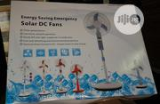 12vos D/C Solar Fan Is Now Available With One Year Warranty | Solar Energy for sale in Lagos State, Ojo