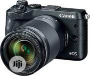 Canon EOS M6[1725C0310 | Photo & Video Cameras for sale in Lagos State, Ikeja