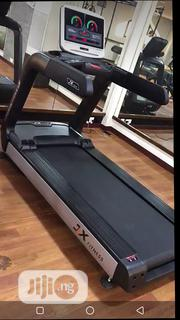Commercial Treadmill JX Brand New Standard   Sports Equipment for sale in Abuja (FCT) State, Central Business District