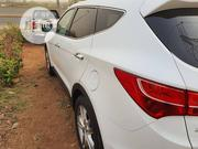 Hyundai Santa Fe 2013 Sport 2.0T White | Cars for sale in Abuja (FCT) State, Kubwa