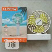 Rechargeable Handfan With Power Bank Function | Home Accessories for sale in Lagos State, Ojodu