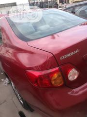 Toyota Corolla 2009 Red | Cars for sale in Lagos State, Victoria Island