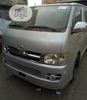 Toyota Hiace 2012 Silver | Buses & Microbuses for sale in Lagos State, Ikeja