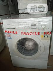 7kg Bosch Washing Machine German Used | Home Appliances for sale in Lagos State, Surulere