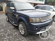 Land Rover Range Rover Sport 2008 4.2 V8 SC Blue | Cars for sale in Lagos State, Epe