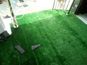 Artificial Green Grass Installation In Ikeja Lagos Nigeria | Landscaping & Gardening Services for sale in Lagos State, Ikeja