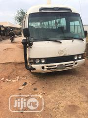 Toyota Coaster Bus 2010 White | Buses & Microbuses for sale in Lagos State, Lekki Phase 2