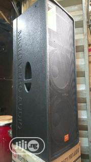 Mighty Pro Audio Double Speaker   Audio & Music Equipment for sale in Lagos State, Ojo