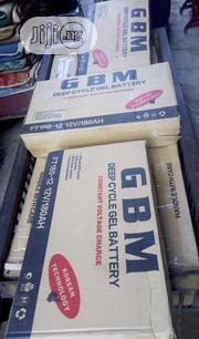 12vos 210hams GBM Solar Battery Is Now Available   Solar Energy for sale in Lagos State, Ojo