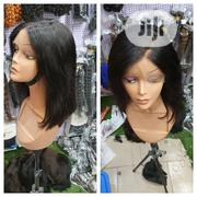 """12"""" Double Drawn Frontal Wig   Hair Beauty for sale in Lagos State, Isolo"""