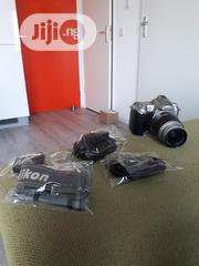 Nikon D50 Digital Camera With 2 Batteries, 18-55 Mm Lens, Charger   Photo & Video Cameras for sale in Lagos State, Alimosho