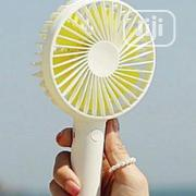 Fan Handy- Hand Held Rechargeable Plug & Charge Wireless | Home Accessories for sale in Lagos State, Ikeja
