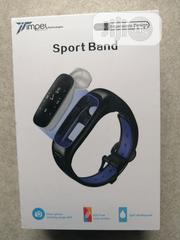 Sport Band With Bluetooth | Accessories for Mobile Phones & Tablets for sale in Abuja (FCT) State, Wuse 2