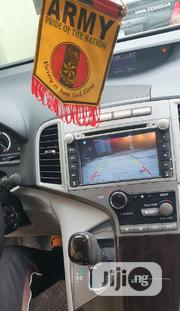 Toyota Venza Dvd Available With Camera | Vehicle Parts & Accessories for sale in Lagos State, Mushin