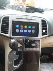Toyota Venza Android Dvd With Reversing Camera | Vehicle Parts & Accessories for sale in Lagos State, Mushin
