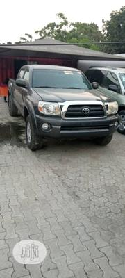 Toyota Tacoma 2009 Gray | Cars for sale in Lagos State, Ajah