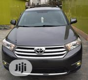 Toyota Highlander 2012 Limited Gray | Cars for sale in Lagos State, Lekki Phase 2