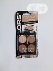 LA Eye Shadows by Number   Makeup for sale in Lagos State, Ojodu