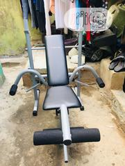 One Week Used Weight Bench | Sports Equipment for sale in Lagos State