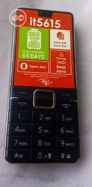 New Itel it5615 Black   Mobile Phones for sale in Abuja (FCT) State, Nyanya