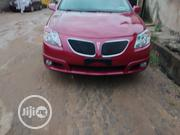 Pontiac Vibe GT 2005 Red | Cars for sale in Lagos State, Ojodu