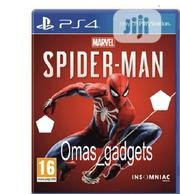 Playstation Spiderman Ps4 | Video Games for sale in Lagos State, Ikeja