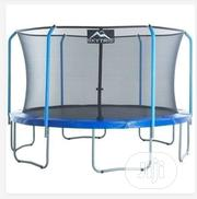 8ft Trampoline With Top Ring Enclosure System Trampoline   Sports Equipment for sale in Lagos State, Surulere
