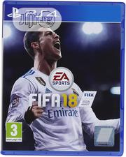 FIFA 18 Playstation 4 | Video Games for sale in Lagos State, Lagos Island