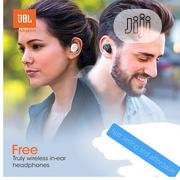 JBL Wireless In-ears, With An Above-average Sound Quality. | Headphones for sale in Lagos State, Ikeja