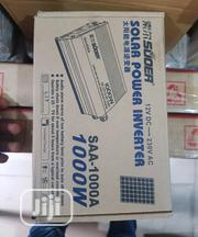 12vos 1000watts Inverter Is Now Available | Solar Energy for sale in Lagos State, Ojo