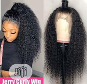 Jerry Curly Wig | Hair Beauty for sale in Lagos State