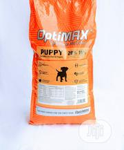 Optimax Dog Food Puppy Adult Dogs Cruchy Dry Food Top Quality | Pet's Accessories for sale in Lagos State, Egbe Idimu