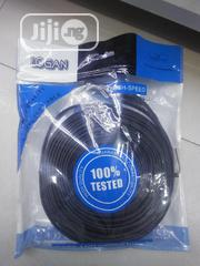 HDMI To HDMI Cable Flat | Accessories & Supplies for Electronics for sale in Lagos State, Ikeja
